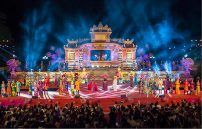 Key events at the Hue Festival 2020