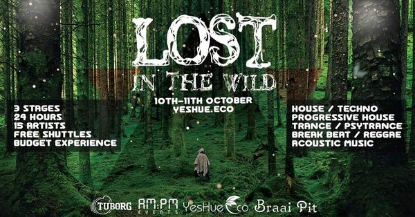 "ENJOY THE PARTY – ""LOST IN THE WILD"" AT YESHUE ECO PARK"
