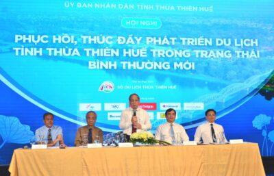 Phục hồi, thúc đẩy phát triển du lịch tỉnh Thừa Thiên Huế trong trạng thái bình thường mới